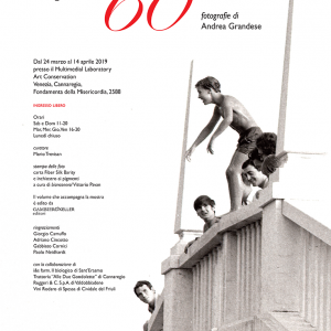 """Inaugurazione mostra """"I Veneziani negli anni '60"""""""